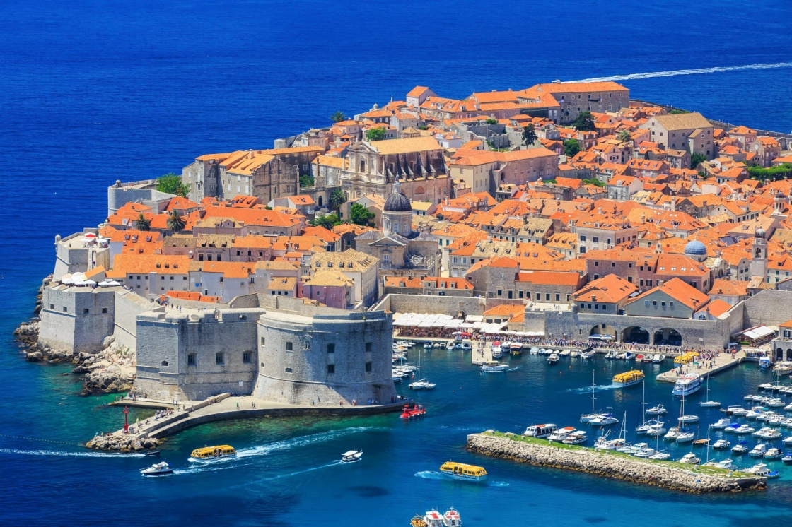 'The walled city of Dubrovnik, Croatia' - Dubrovnik